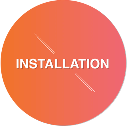 installation header