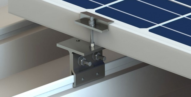 standing rooftop mounting
